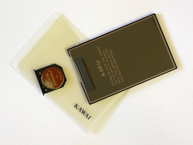 Kawai DC-8 Ram Card for Kawai K-Series by deepsonic 01.10.2009