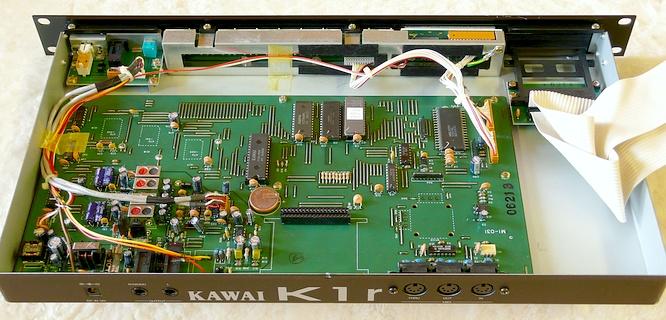 Kawai K1r @ deepsonic 06.05.2009
