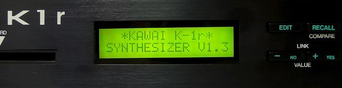 Kawai K1r @ deepsonic 24.05.2009