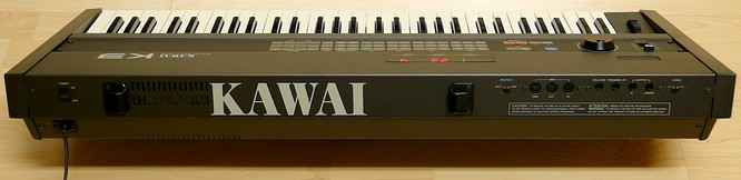 Kawai K3 by deep!sonic 23.12.2008