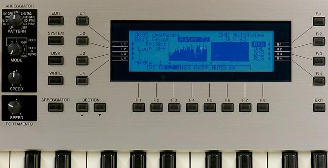Kawai K5000S by deep!sonic 06.12.2010