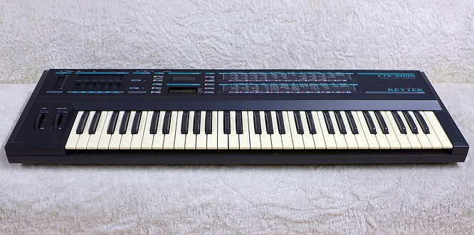 Keytek CTS-2000 CTS2000 Cross Table Sampling Synthesizer by deep!sonic 26.06.2018
