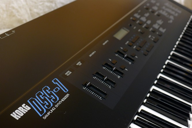 Korg DSS-1 by deep!sonic 19.02.2013