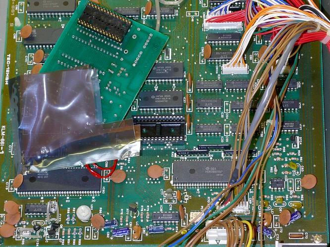 Korg DW-8000EX mkII by Musitronics by www.deepsonic.ch 19.12.2008