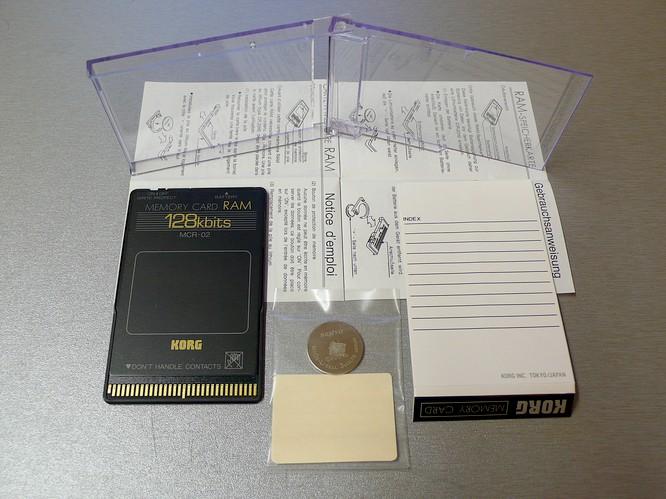 Korg MCR-02, Pix 30.11.2007 by deep!sonic