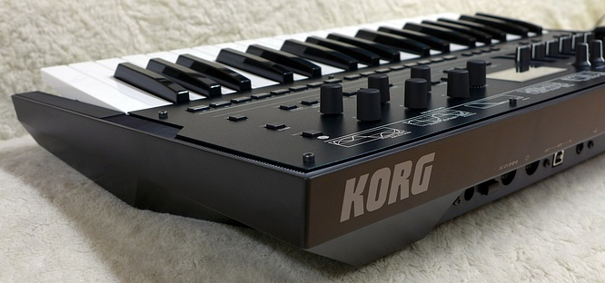 Korg opsix Altered FM Synthesizer by deep!sonic 06.12.2020