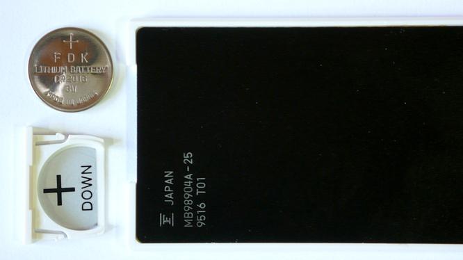 Korg SRC-512 512kbit Ram Cards by deep!sonic 14.03.2009