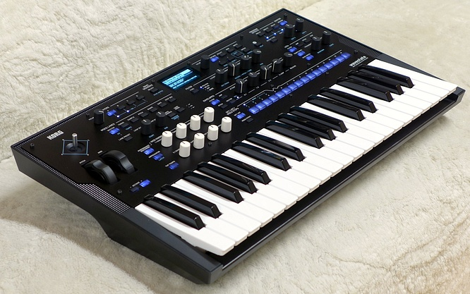 Korg Wavestate Wave Sequencing Vector Synthesizer by deep!sonic 16.11.2020