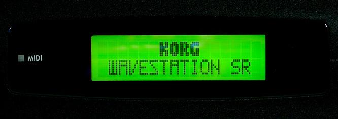 Korg Wavestation SR by www.deepsonic.ch 12.04.2009