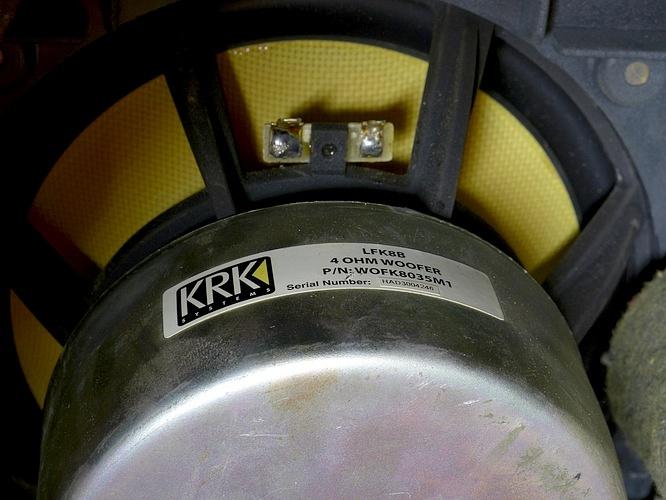 KRK VXT8 VXT-8 by www.deepsonic.ch 30.08.2018