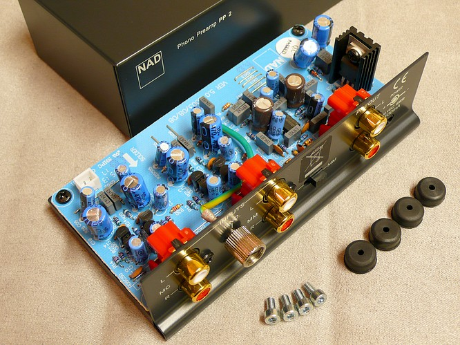 NAD PP 2, Phono Preamp by deep!sonic 21.03.2007