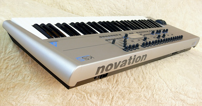 Novation KS5 by www.deepsonic.ch 16.07.2010, thanx to Thomas Weyermann