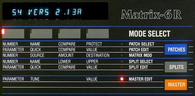 Oberheim Matrix-6R by deep!sonic 05.10.2011