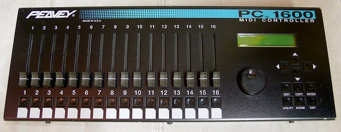 Peavey PC 1600 by deep!sonic 16.03.2007