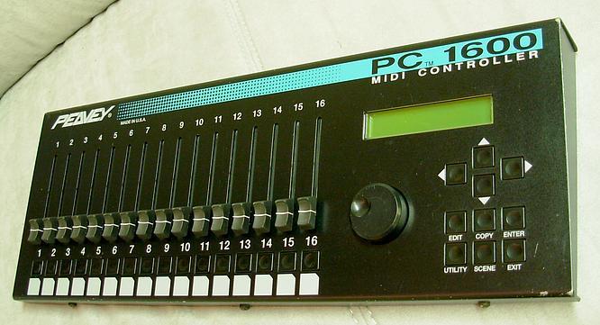 Peavey PC 1600 by deep!sonic 05.2006