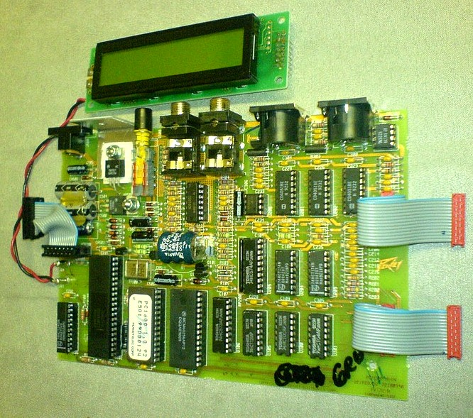 Peavey PC 1600 by deep!sonic 12.2006