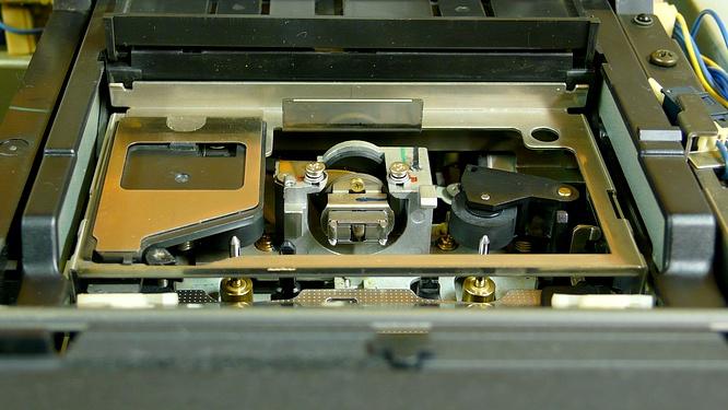 Philips DCC 900 DCC-900 DCC900 Digital Compact Cassette Deck by deepsonic.ch 18.10.2009