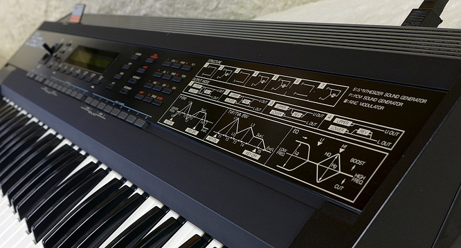 Roland D-50 by deep!sonic 04.2003