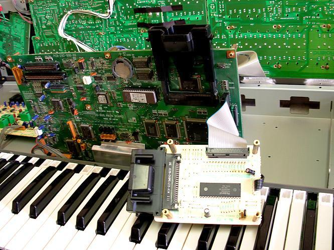 Roland JD-800, Original by deep!sonic 27th Feb. 2005