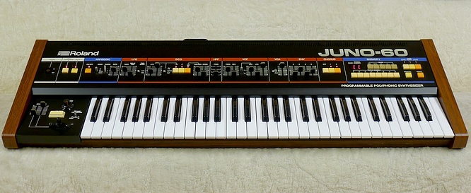 Roland Juno-60 JU-60 by deep!sonic 27.02.2012