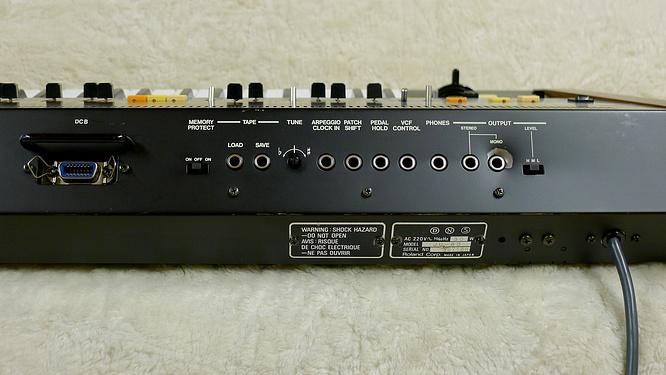 Roland Juno-60 JU-60 by deep!sonic 27.02.2012