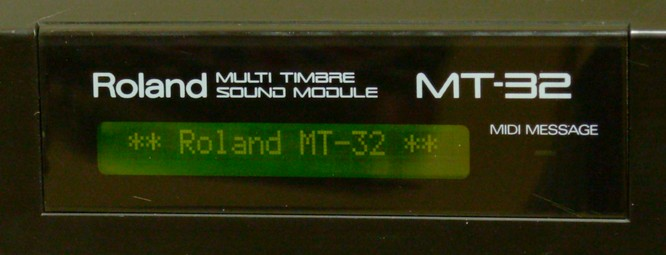 Roland MT-32 by deep!sonic 05.02.2007