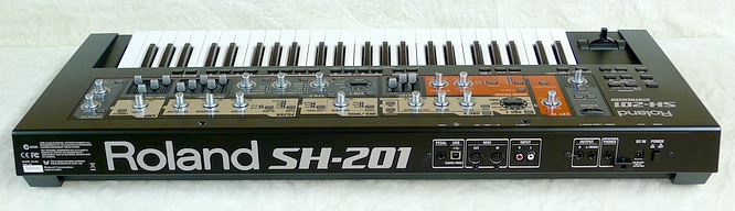 Roland SH-201 by deep!sonic 27.06.2009