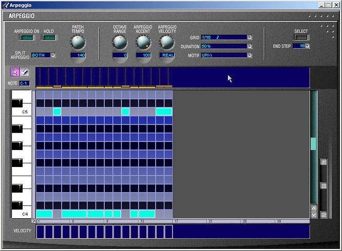 Roland SH-201 Editor v.1.10 Standalone by deep!sonic 28.06.2009