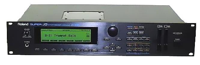 Roland Super JD-990 by Ebay dec.2003