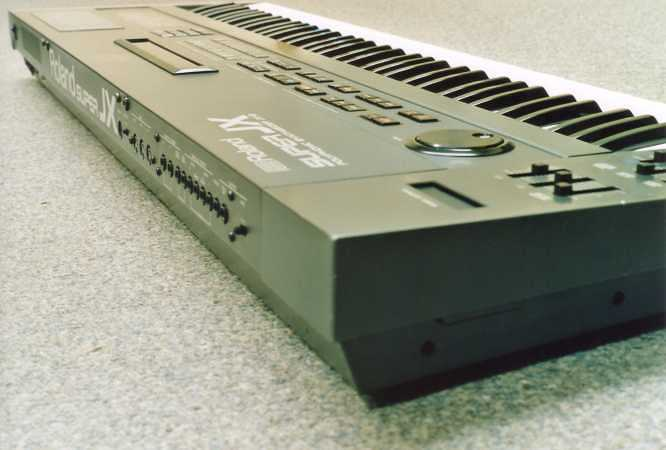 Roland Super JX-10, 2003 by deep!sonic