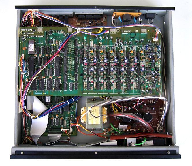 Roland MKS-80 SuperJX by MASTERHIT 01.2005
