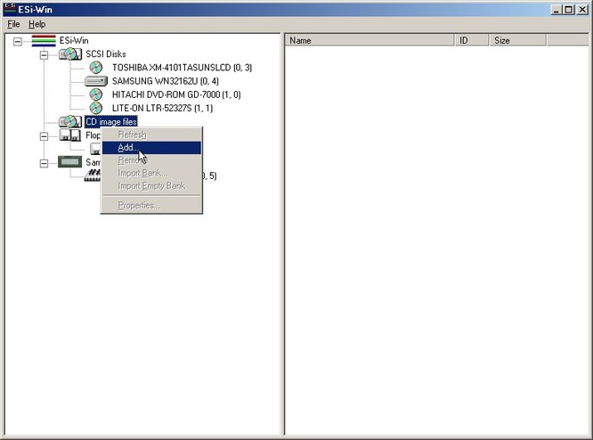 SimplyData EsiWin v.0.10 beta by deep!sonic 12.2006
