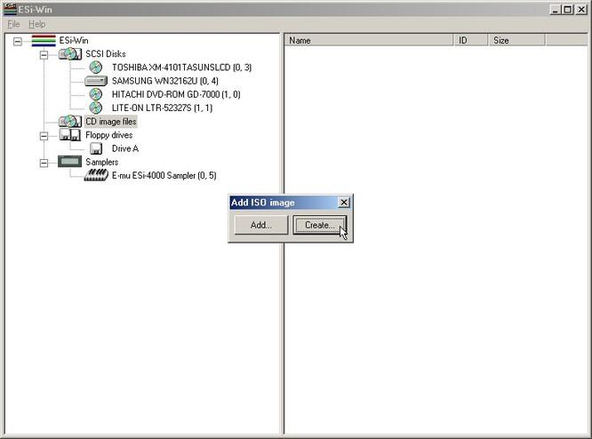 SimplyData EsiWin v.0.10 beta by deep!sonic 12.2006