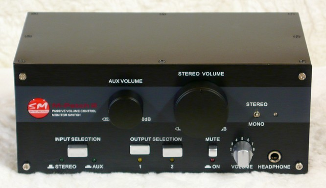 SM Pro Audio M-Patch 2 by deep!sonic 08.2008