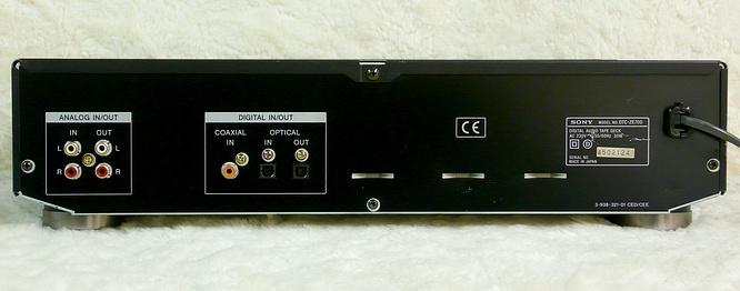 Sony DTC-ZE700 by deep!sonic 04.03.2010