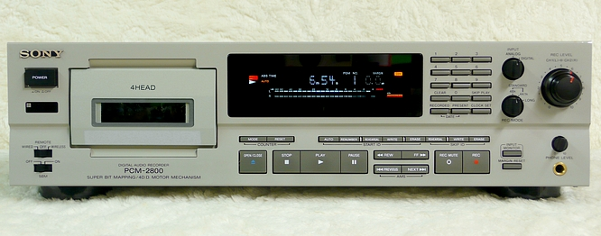 Sony PCM-2800 by deep!sonic 27.04.2010