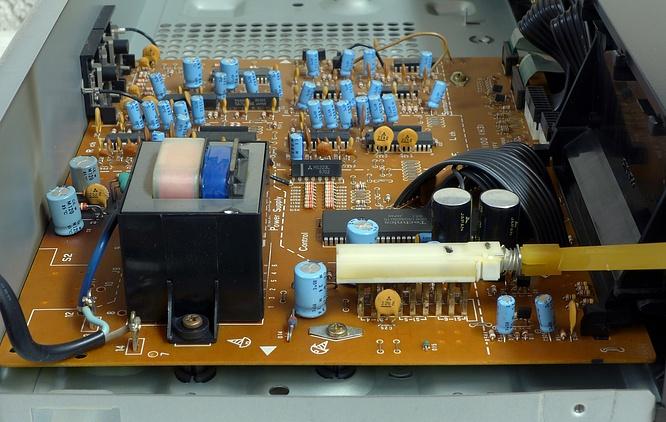 Technics SH-8046 Hifi Equalizer SH8046 by deep!sonic 09.08.2019