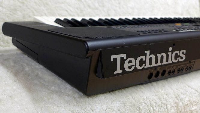 Technics SX-KN800 Keyboard Arranger by deep!sonic 03.03.2017