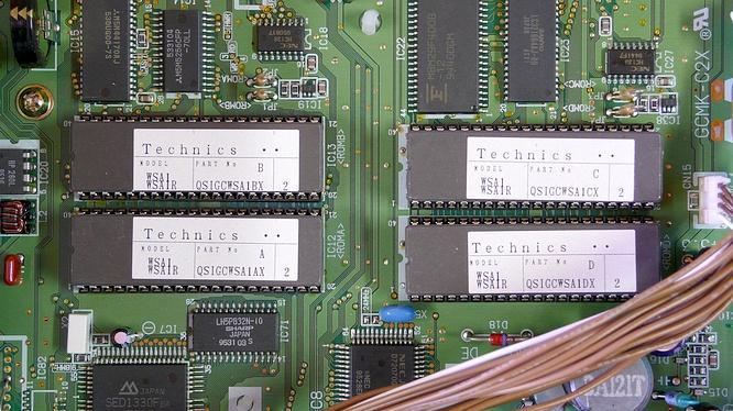 Technics SX-WSA1R by deep!sonic 14.03.2009