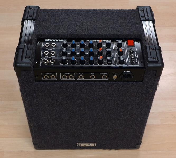 Technomusic Monza Shonner Studio 103 Amp by deep!sonic 01.03.2017