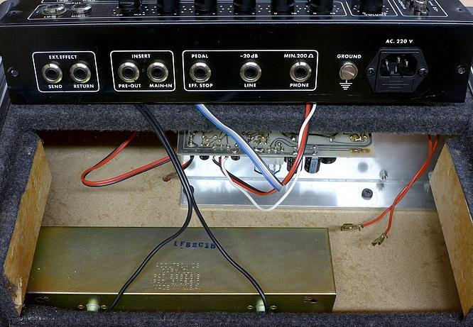Technomusic Monza Shonner Studio 103 Amp by deep!sonic 27.03.2017