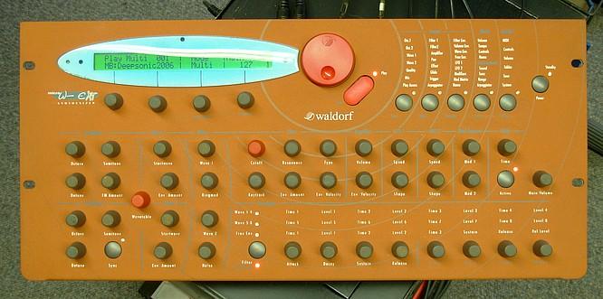 Waldorf Microwave XT by deep!sonic 10.2006