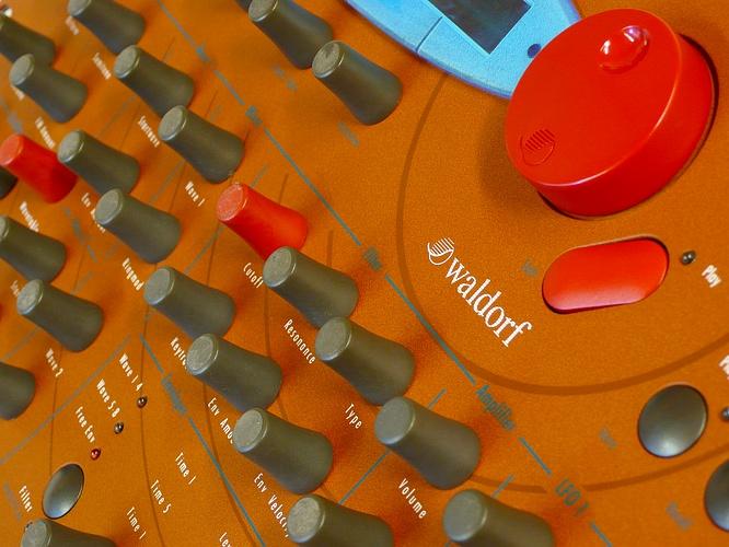 Waldorf Microwave XT by deep!sonic 07.07.2010