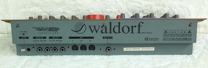 Waldorf Microwave XT by deep!sonic 30.04.2009