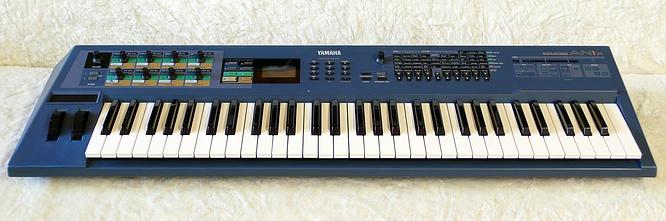 Yamaha AN1x by deep!sonic 28.06.2010