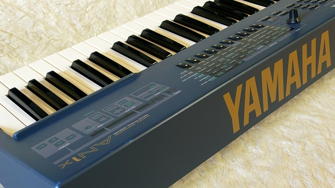 Yamaha AN1x by deep!sonic 28.06.2010