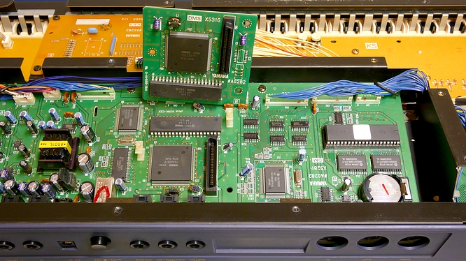 Yamaha AN1x by deep!sonic 04.2007