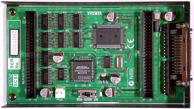 Yamaha ASIB1 SCSI by deep!sonic February 2009