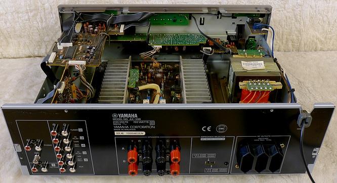 Yamaha AX-396 AX396 by deep!sonic 09.01.2012