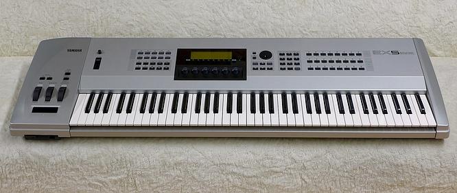 Yamaha EX5 Silver by deepsonic 02.01.2018